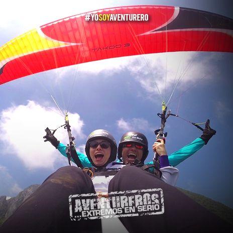 Paragliding Santiago
